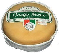 Queijo Serpa DOP, Alentejo Region, Portuguese Cheese, Portugal