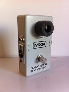 MXR Noise Gate & Line Driver 1981