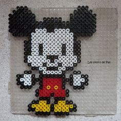 Perles : Mickey