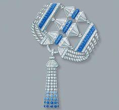 Boucheron. Trésor de Perse Ispahan Bracelet.