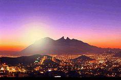 Imagenes del cerro de la silla de Monterrey - Blodu