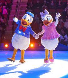 Disney on Ice Passport to Adventure at the Agganis Arena