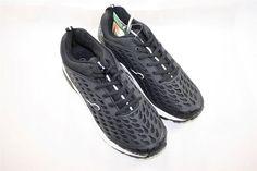 NEW Gravity Defyer FLEXNET Men's Sneakers Black Comfort Height Size 9 #GravityDefyer #AthleticSneakers
