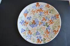 Special ceramic pieces for people who enjoy authenticity and appreciate unique art pieces. All handmade on Lesvos island. Ceramic Plates, Decorative Plates, Unique Art, Art Pieces, Ceramics, Tableware, Handmade, Home Decor, Pottery Plates