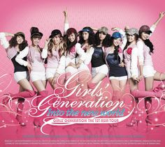 Download [Concert] Girls' Generation – Girls' Generation The 1st Asia Tour 'Into The New World' [DVDRip]