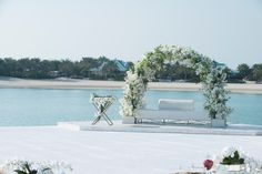 Our Island setting offers a beautiful backdrop for the wedding of your dreams at The Ritz-Carlton, Bahrain.