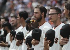 SF Giants 2016 opening day