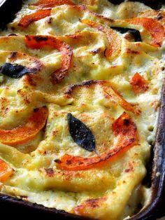 PROUD ITALIAN COOK - Butternut squash lasagna