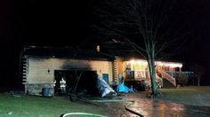 A chicken coop heating lamp ignited straw that was used as an insulator for several chickens inside, the chief said. The fire quickly spread to the two-stall garage attached to a home. Chicken Pen, Diy Chicken Coop, Backyard Coop, Baby Chicks, Water Systems, Water Pipes, Heating Systems, Garage, Fire