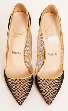 Christian Louboutin Paris Shoes