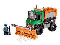 LEGO® City - 60083 - Jeu De Construction - La Déneigeuse: Amazon.fr: Jeux et Jouets