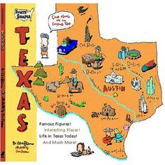 "State Shapes: Texas Book - Workman Publishing - Toys ""R"" Us"