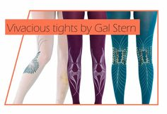 Add a little flare to your winter..and love your legs by stepping into some stunning tights!    http://ilcouture.com/shop/accessories/ you will find tights for any occasion.