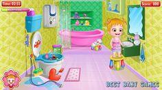 Baby Hazel Bathroom Hygiene Fun Best Baby Games || Baby Hazel Android GamePlay https://youtu.be/BnGjVAnraEg