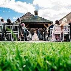 Heaton House Farm, Bridgwood Photography, Oak Pagoda, outdoor ceremony, bride and groom, love, civil ceremony, wedding day, pink wedding dress