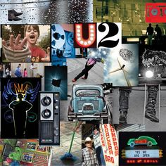 U2 - 20th anniversary edition of Achtung Baby