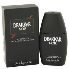 DRAKKAR NOIR by Guy Laroche Eau De Toilette Spray 1 oz (Men)