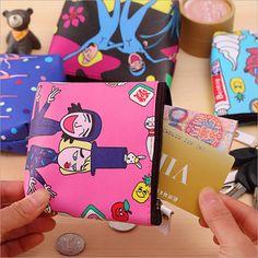 Supply Mini Leather Cartoon Cat Fruit Coin Purse Key Headphone Storage Bag Purse Kinder Portemonnee Meisjes Purses For Women Small Coin Purses & Holders Luggage & Bags