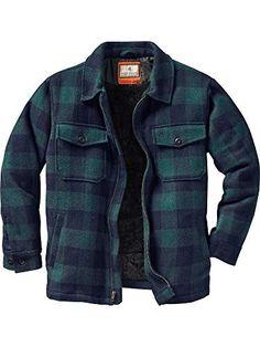 Legendary Whitetails Men's The Outdoorsman Buffalo Jacket...  We 🧡 www.blinkedtwice.com