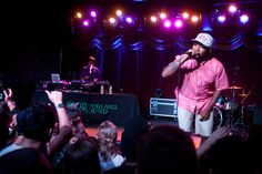 """The Cool Kids Live at Brooklyn Bowl 8.10.2011 :: Photo via Bowery Present's """"The House List"""" // #BrooklynBowl > #BoweryPresents > #LiveMusic > #Brooklyn > #Entertainment > #NYCEvents"""