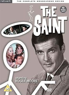 The Saint - Roger Moore