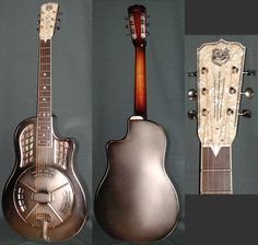 National guitars are beautiful