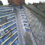 Chimney Leading and Slate Repairs Cork