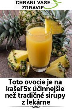 Toto ovocie je na kašeľ 5x účinnejšie než tradičné sirupy z lekárne Cantaloupe, Pineapple, Fruit, Food, Pine Apple, Essen, Meals, Yemek, Eten