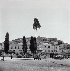 ΚΑΒΑΛΑ 1934 Old City, Best Cities, New York Skyline, Greece, Louvre, Building, Travel, Vintage, Greece Country