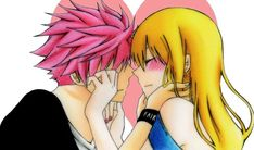 Image about anime in Fairy Tail ♥ NaLu by Yume Fairy Tail Love, Fairy Tail Nalu, Fairy Tail Ships, Gajevy, Gruvia, Fairytail, Couples Fairy Tail, Natsu E Lucy, Miraxus