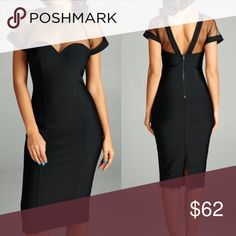 Mesh Bandage Dress Amazing Quality Dresses Midi