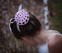 crochet ballet bun cover - Google Search