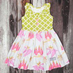 Fairy Tale Dress - Eleanor Rose