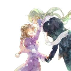 Heroine and Ukyo