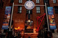 Beatles Story tour, Albert Dock, Liverpool.