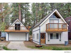 Big Bear Lake Cabin Downtown - vacation rental in Big Bear Lake, California. View more: #BigBearLakeCaliforniaVacationRentals