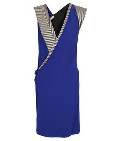 BOUCHRA JARRAR - Couture Asymmetric Crepe Satin Wrap-dress