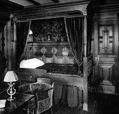 Titanic - 1st class interior.