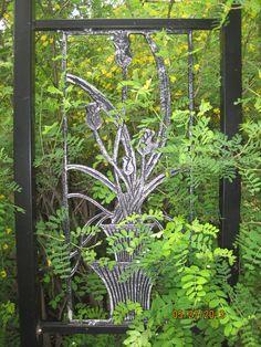 CatPHOTO   Garden Gate