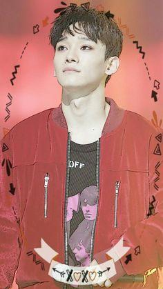 Jongdae's neck is the world's savior Damn ♥️