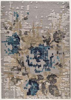 Mimosa Rug By STEPEVI From The IVY Collection Mimosa Series Is - New patterned rugs designs