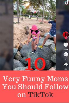 Gen Z gets all the credit for making TikTok take off, but these 10 funny moms rule the platform and prove it isn't just a young person's game. #Humor #TikTokMoms