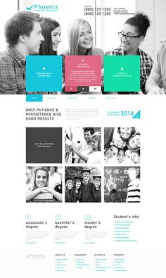 Education Most Por Website Inspirations At Your Coffee Break Browse For More WordPress Templates