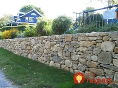 New England Fieldstone Flat Wallstone Skinner Overlook Lovely Flat Stone Garden Wall Lovely 49 Flat Stone Garden Wall Flat Stone, Brick And Stone, Stone Walls, Masonry Wall, Stone Masonry, Colonial House Exteriors, Cinder Block Walls, Stone Retaining Wall, Stone Stairs