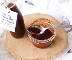Cherry Chipotle Hot Sauce