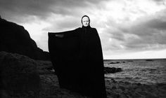 Ingmar Bergman's masterpiece The Seventh Seal is one of my favourite films. The film questions the legitimacy of God and His passivity when the Black Plague ravages Middle Age Sweden. In the film… Max Von Sydow, Bergman Film, Ingmar Bergman, Bergman Movies, Jean Paul Sartre, Film Analysis, Monochrome, The Seventh Seal, The Criterion Collection