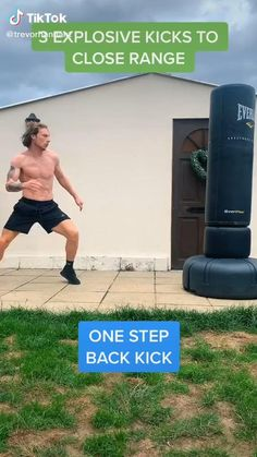 Boxing Training Workout, Kickboxing Workout, Mma Training, Fitness Workouts, Gym Workout Videos, Gym Workout For Beginners, Self Defense Moves, Self Defense Martial Arts, Martial Arts Workout