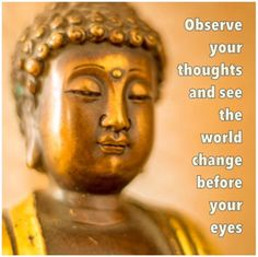 Wishes, Messages, Greetings....: Observe your thoughts