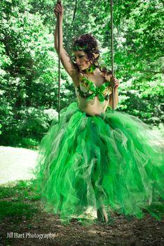 21e6619f09 Streamer floor length adult tutu tulle skirt formal absinthe fairy Bridal  wedding princess dance pro
