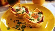 "Reggeli tojásos ""muffin"" • Fördős Zé Magazin"
